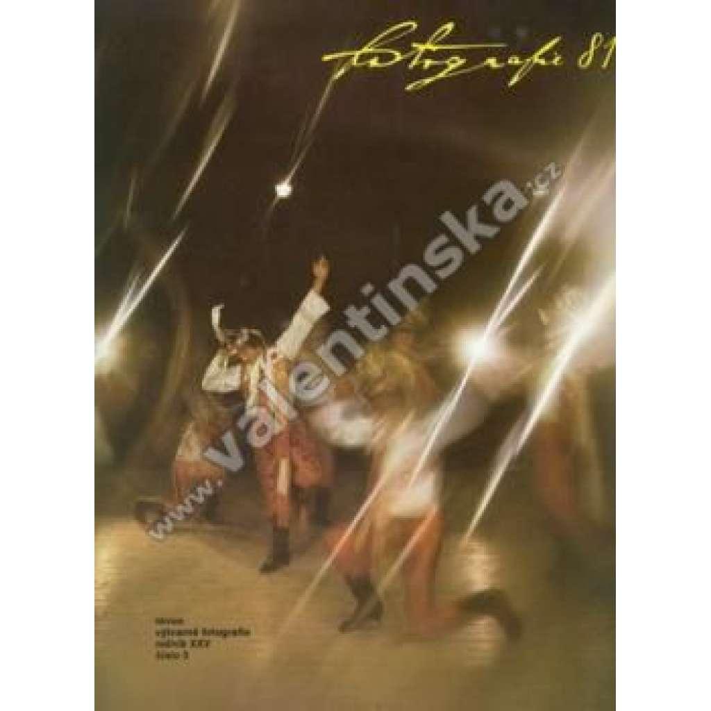Revue Fotografie 81. Ročník XXV. Číslo 3.