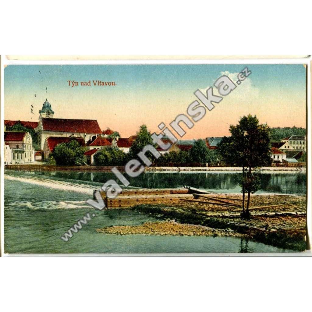 Týn nad Vltavou