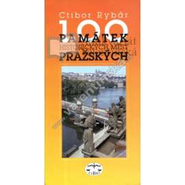 100 památek historických měst Pražských