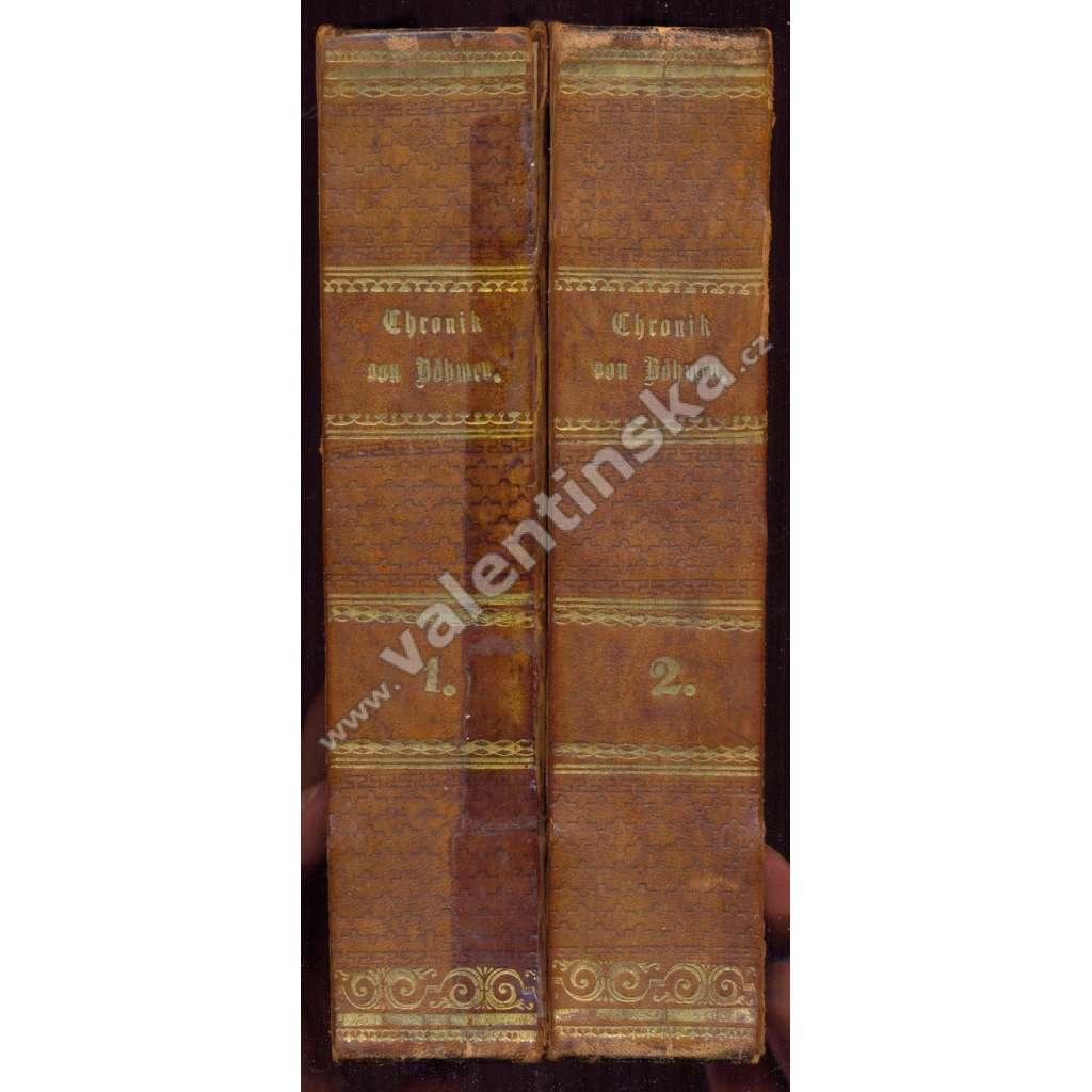 Illustrirte Chronik von Böhmen, 2 svazky