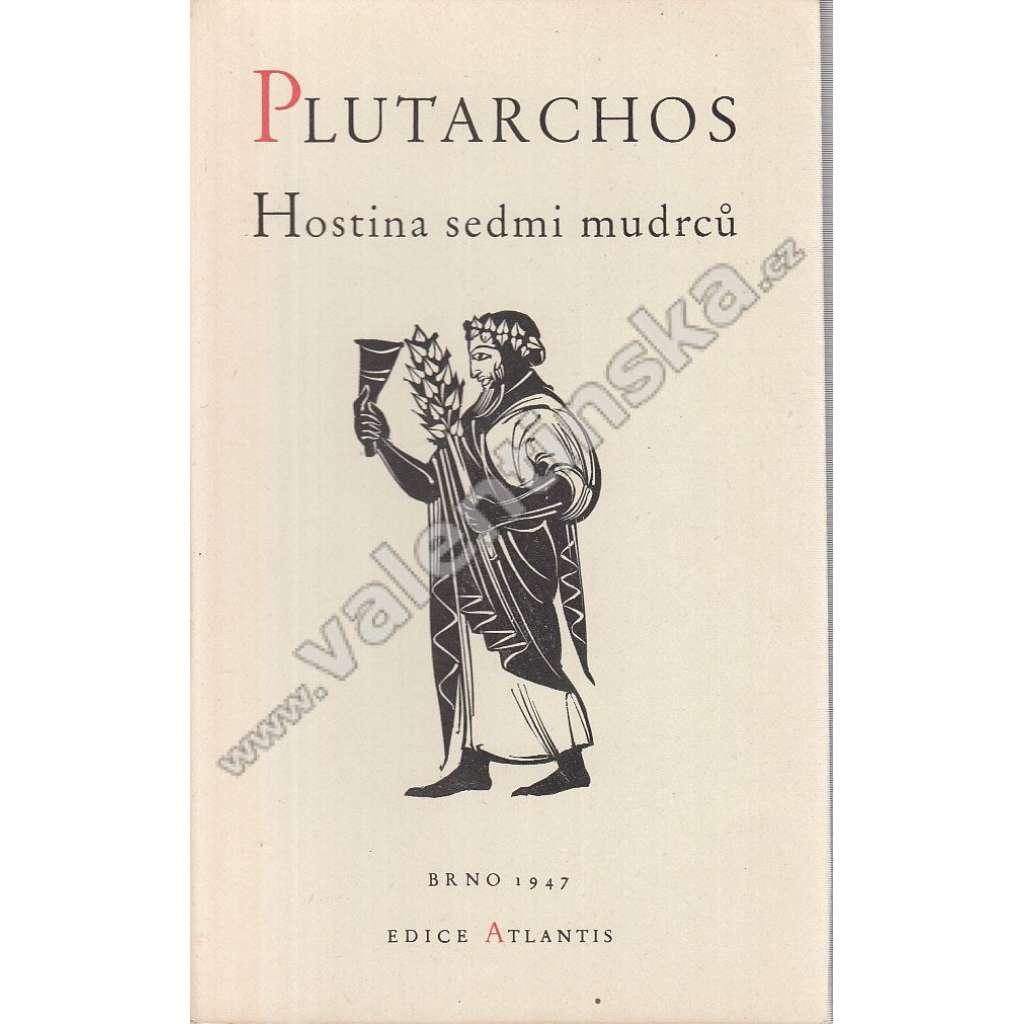 Hostina sedmi mudrců (ed. Atlantis)