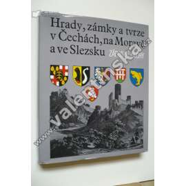 Hrady, zámky a tvrze v Čechách, na Moravě a ve Slezsku - Západní Čechy