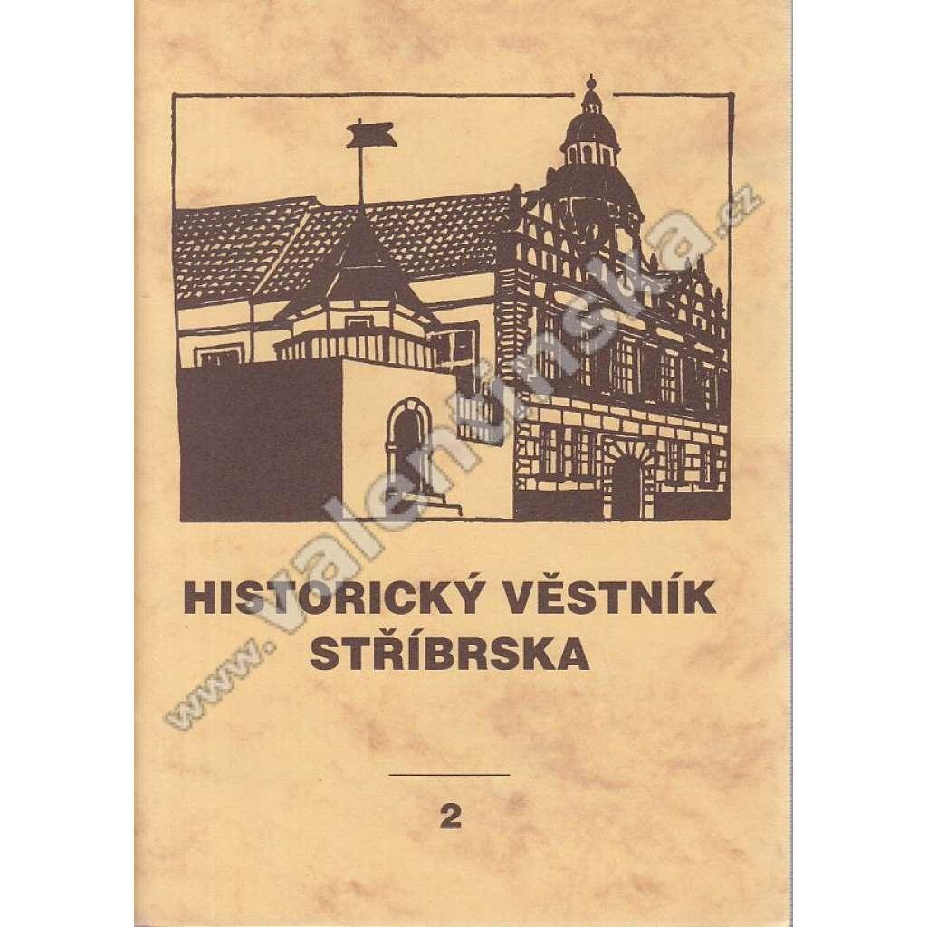 Historický věstník Stříbrska, 2
