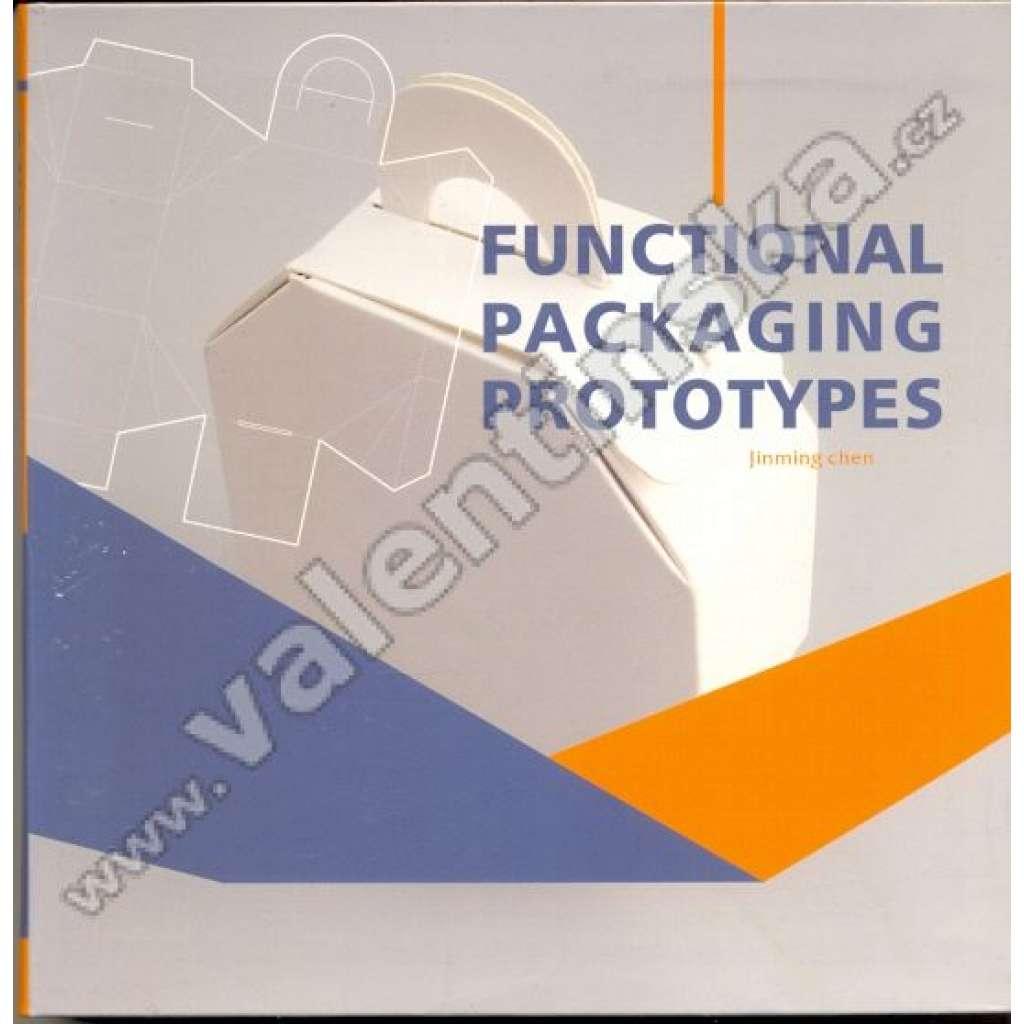 Functional Packaging Prototypes (Návrhy na designové obaly - AJ)