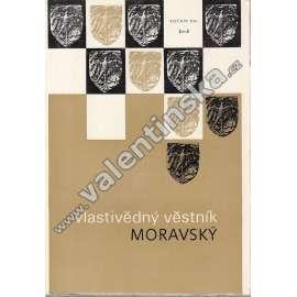 Vlastivědný věstník moravský, 2-3/1969