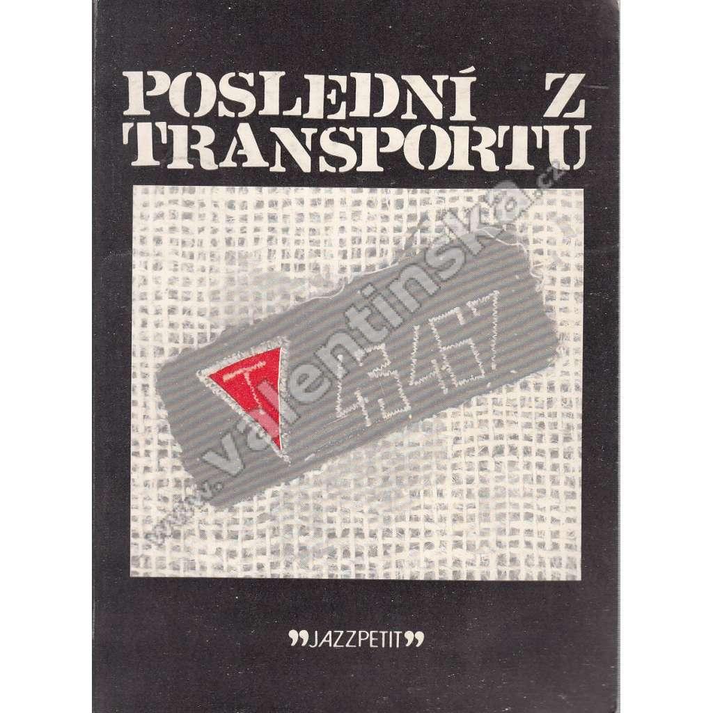 Poslední z transportu (Jazzpetit, č. 16)