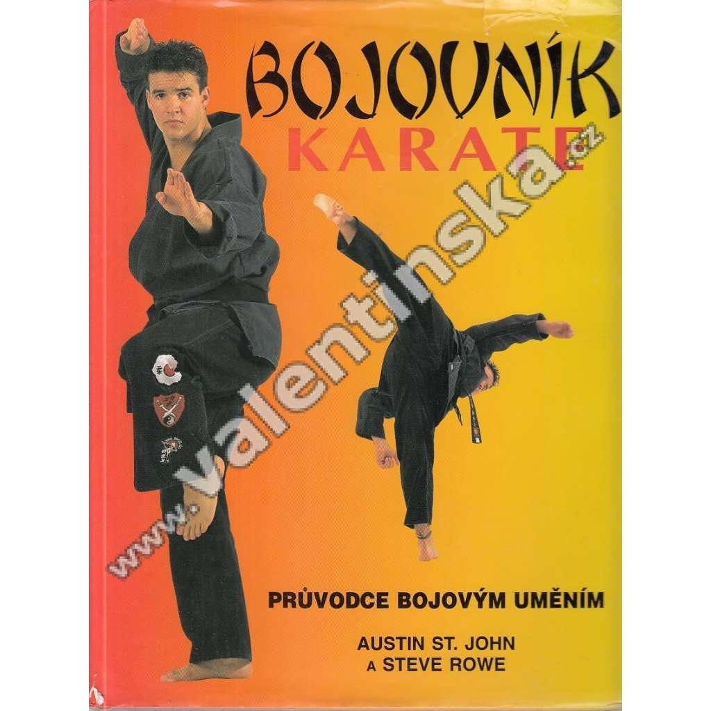 Bojovník karate