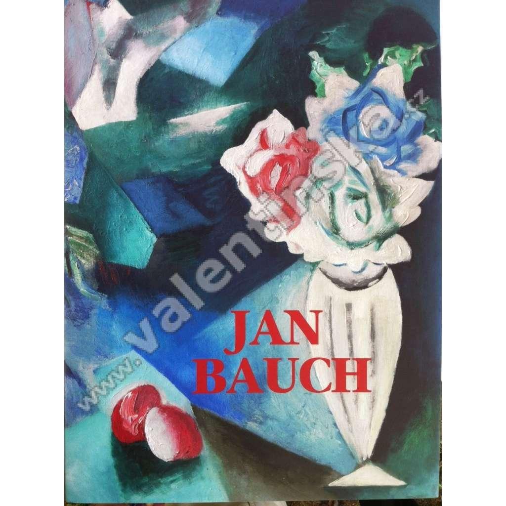 Jan Bauch MONOGRAFIE