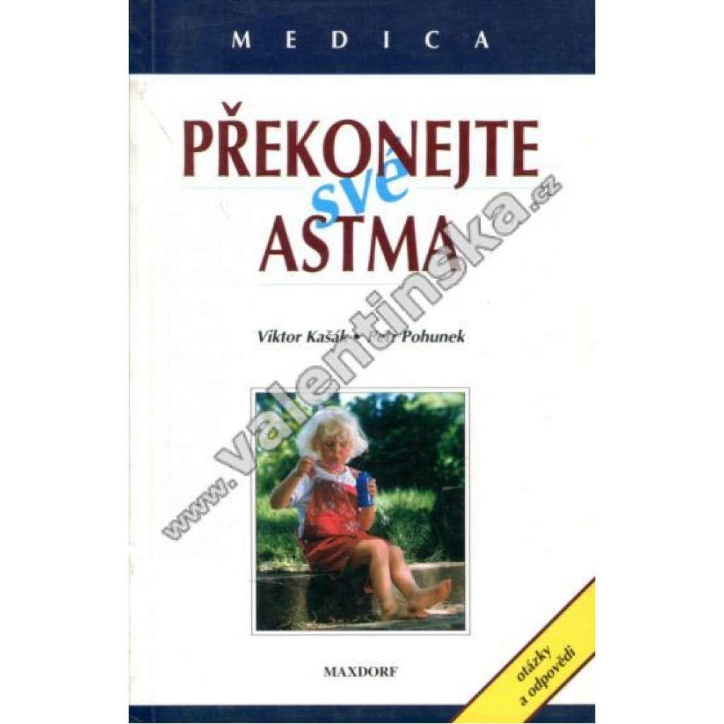 Překonejte své astma
