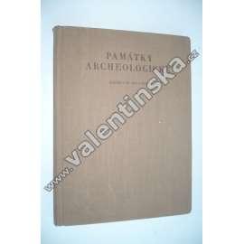 Památky archeologické, ročník LVIII 1967, č.1