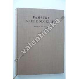 Památky archeologické, ročník LVI 1965, č.2