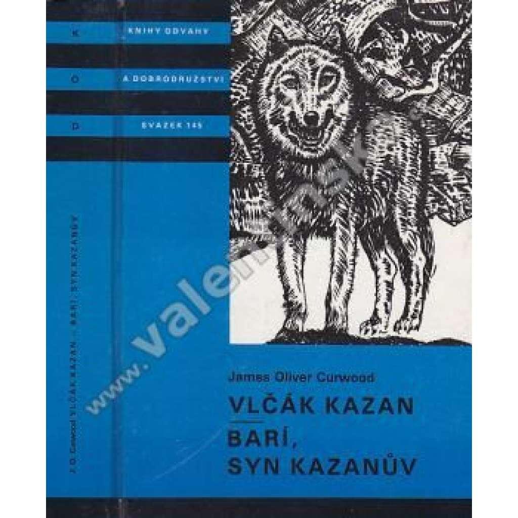 Vlčák Kazan - Barí, syn Kazanův