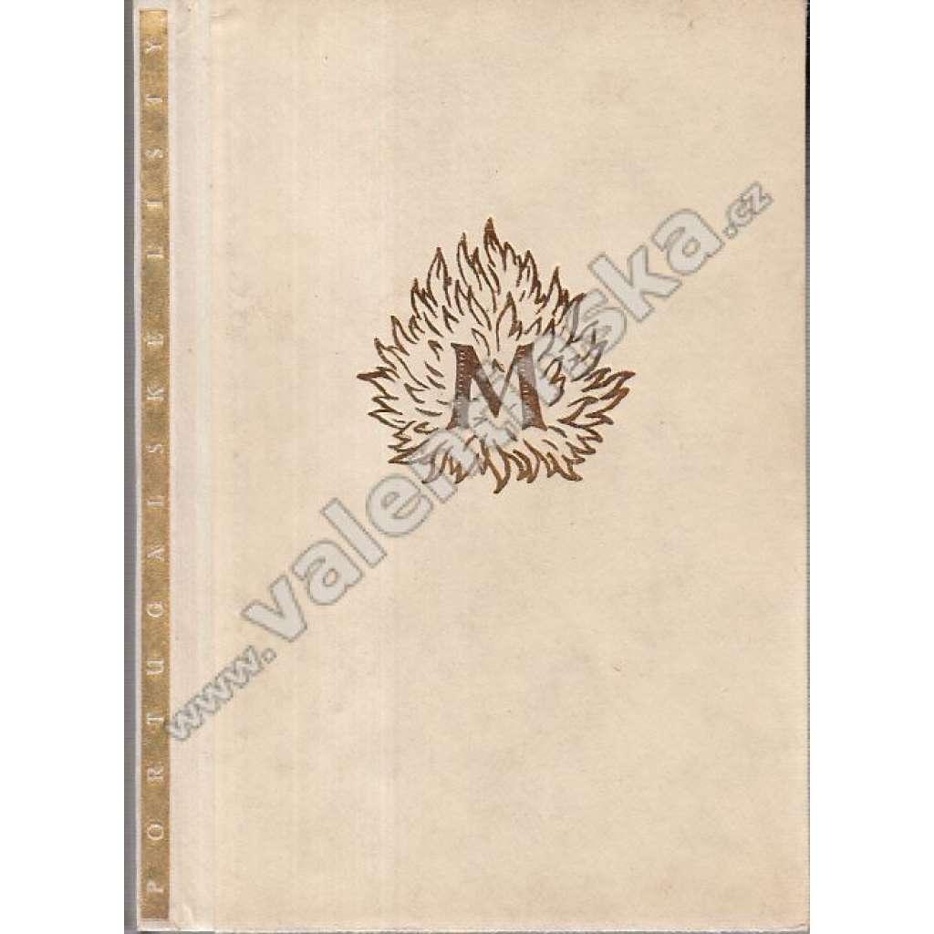 Portugalské listy: Dopisy Marianny Alcoforado