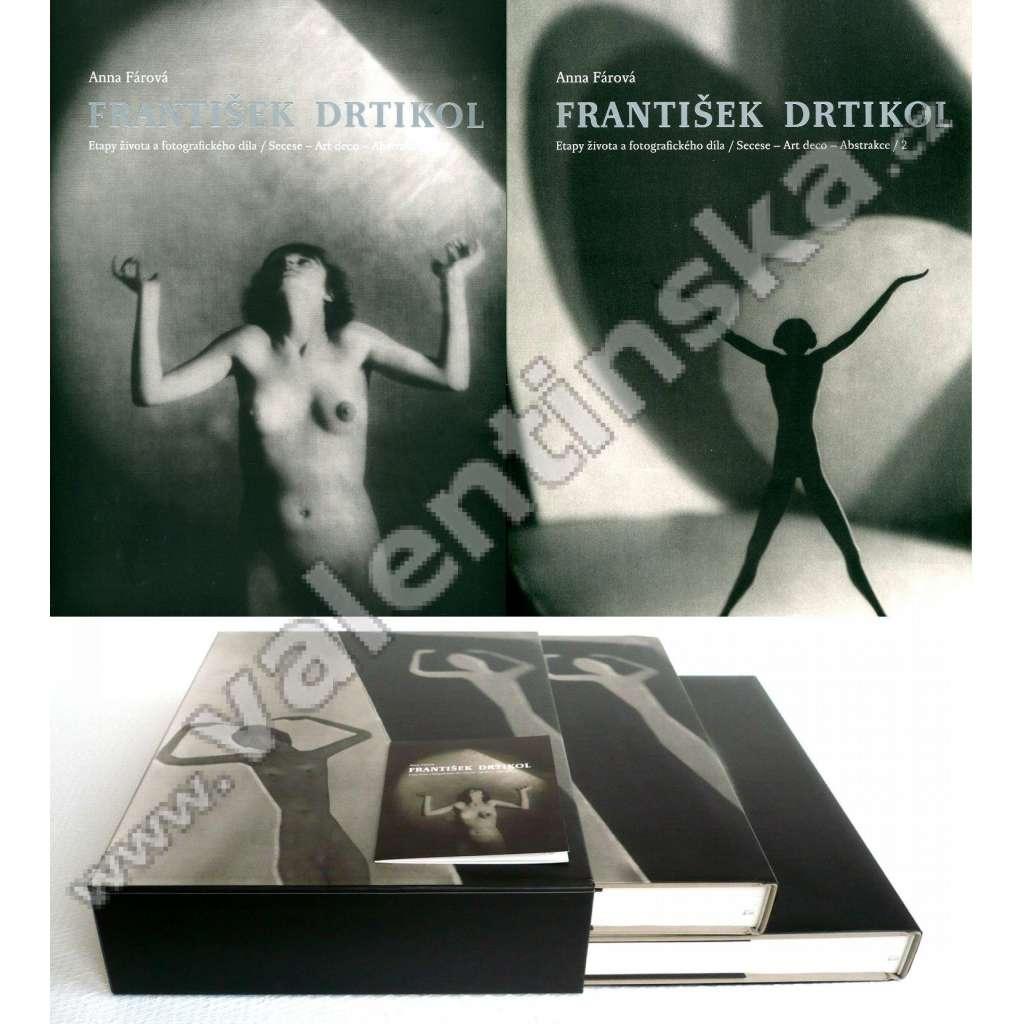 Fr. DRTIKOL - Etapy života a fotografického díla