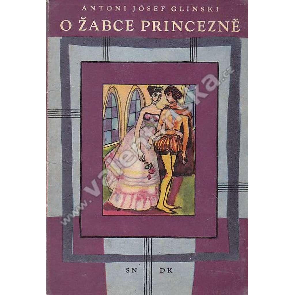 O žabce princezně