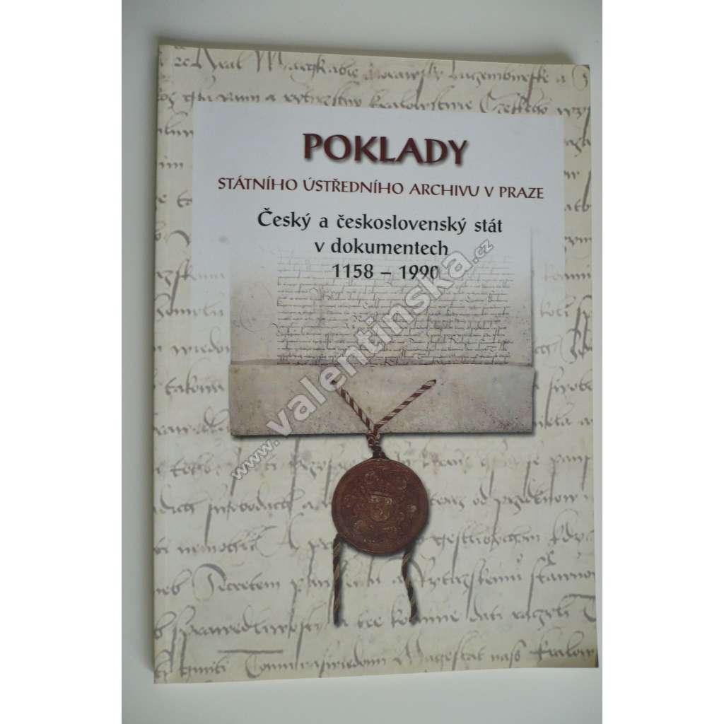 Poklady Státního ústředního archivu v Praze :