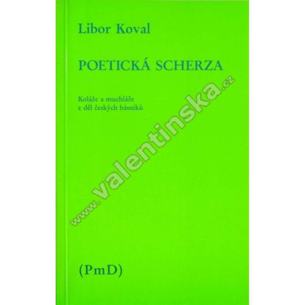 Poetická scherza (PmD, exilové vydání!)
