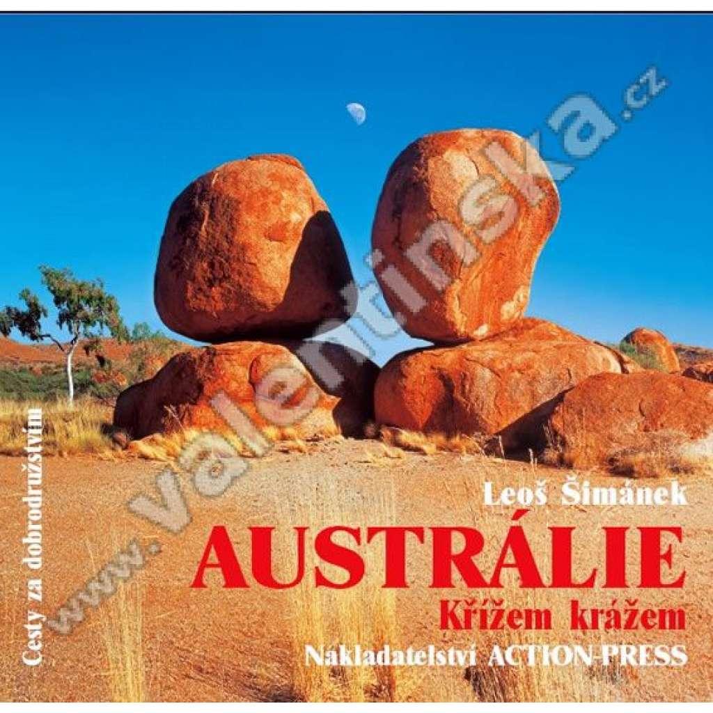 Austrálie: Křížem krážem