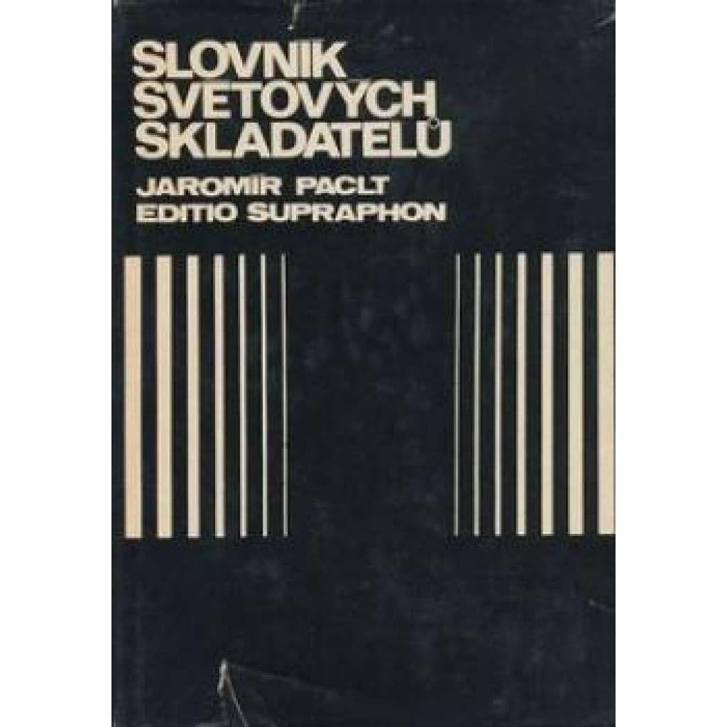 Slovník světových skladatelů