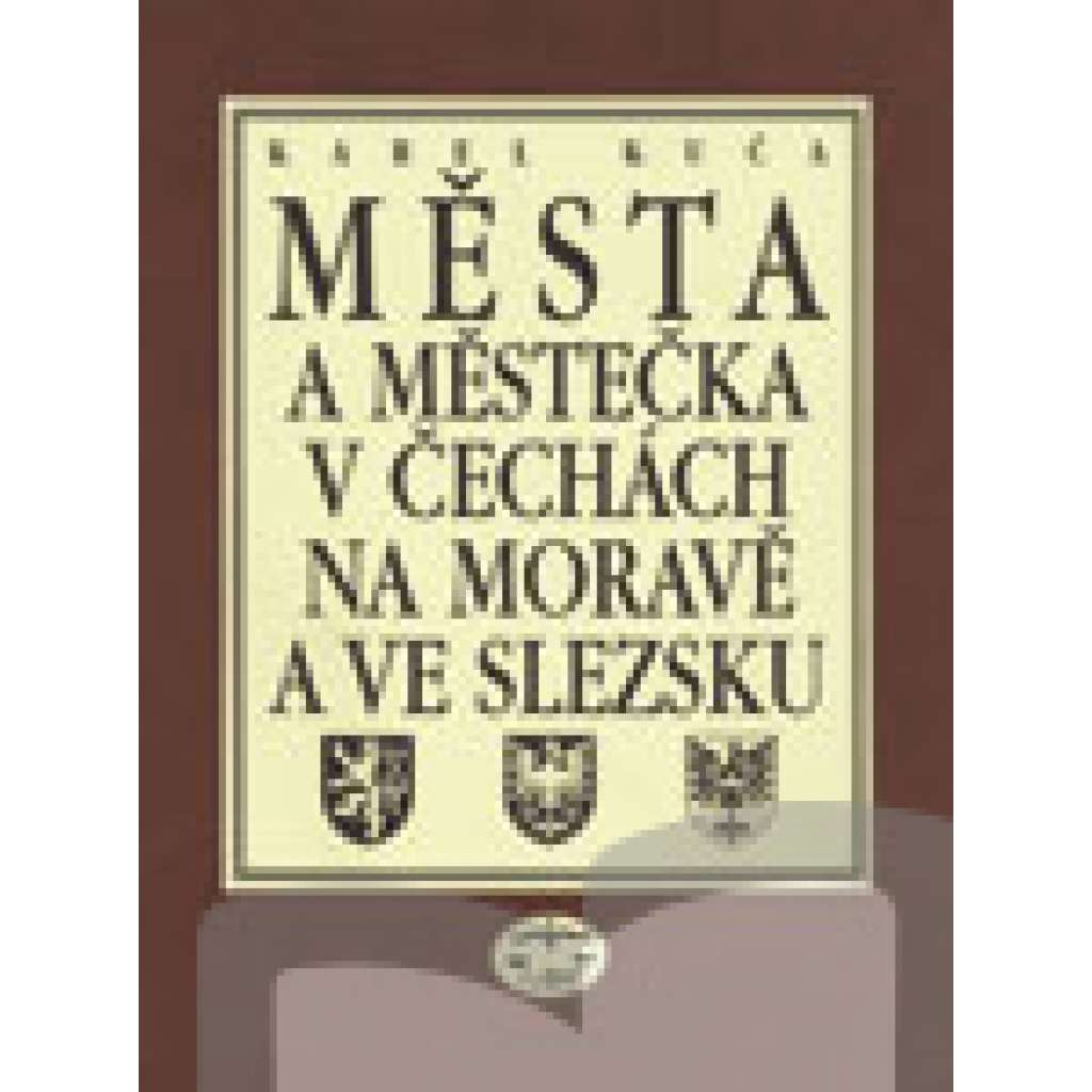 Města a městečka v Čechách, na Moravě a ve Slezsku Str-U (VII. díl)