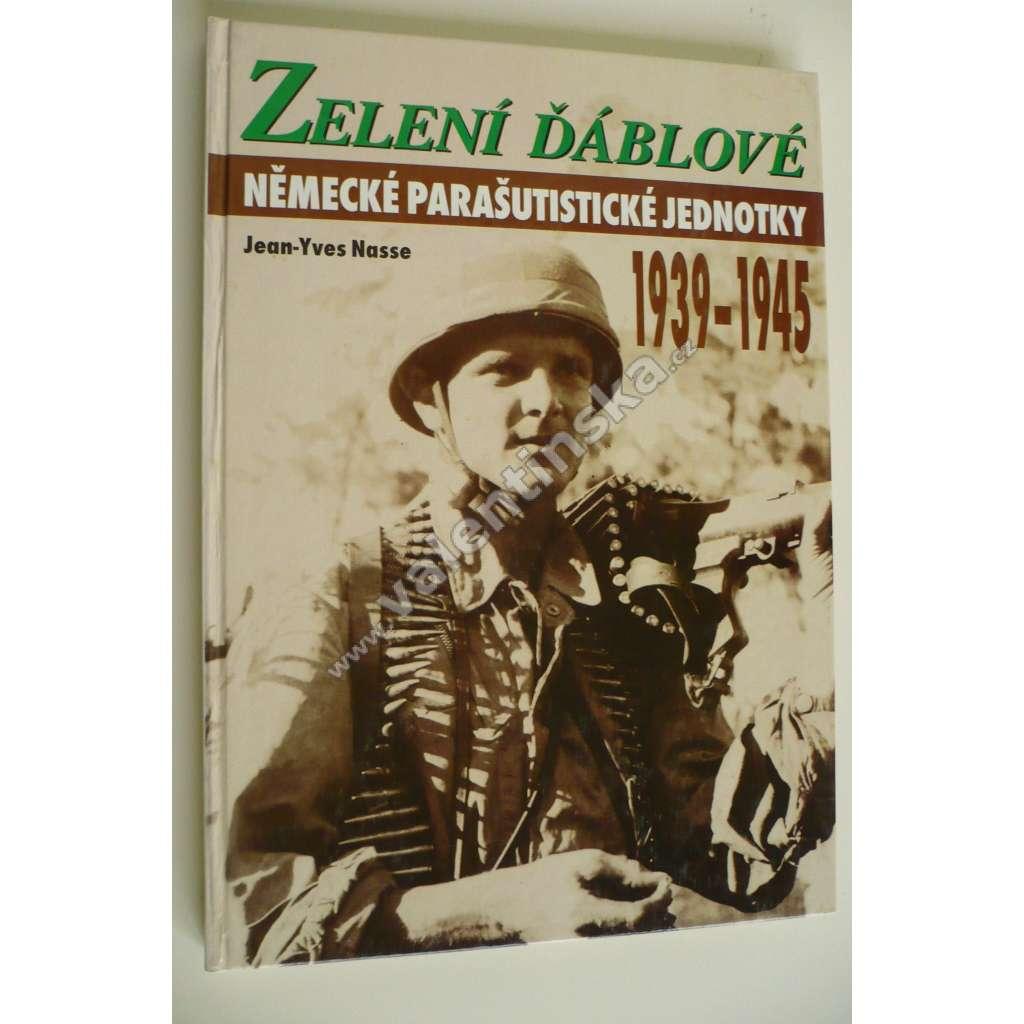 Zelení ďáblové - Německé parašutistické jednotky