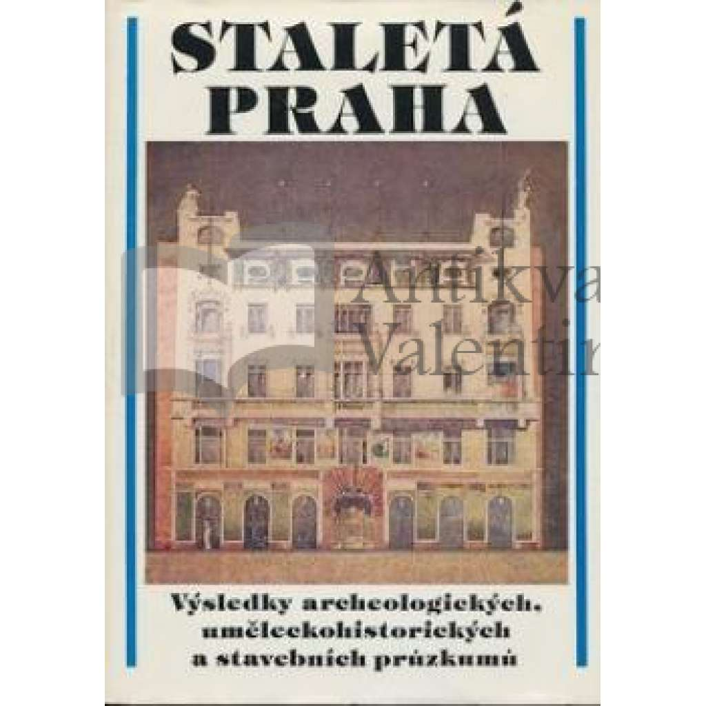 Staletá Praha XVIII.