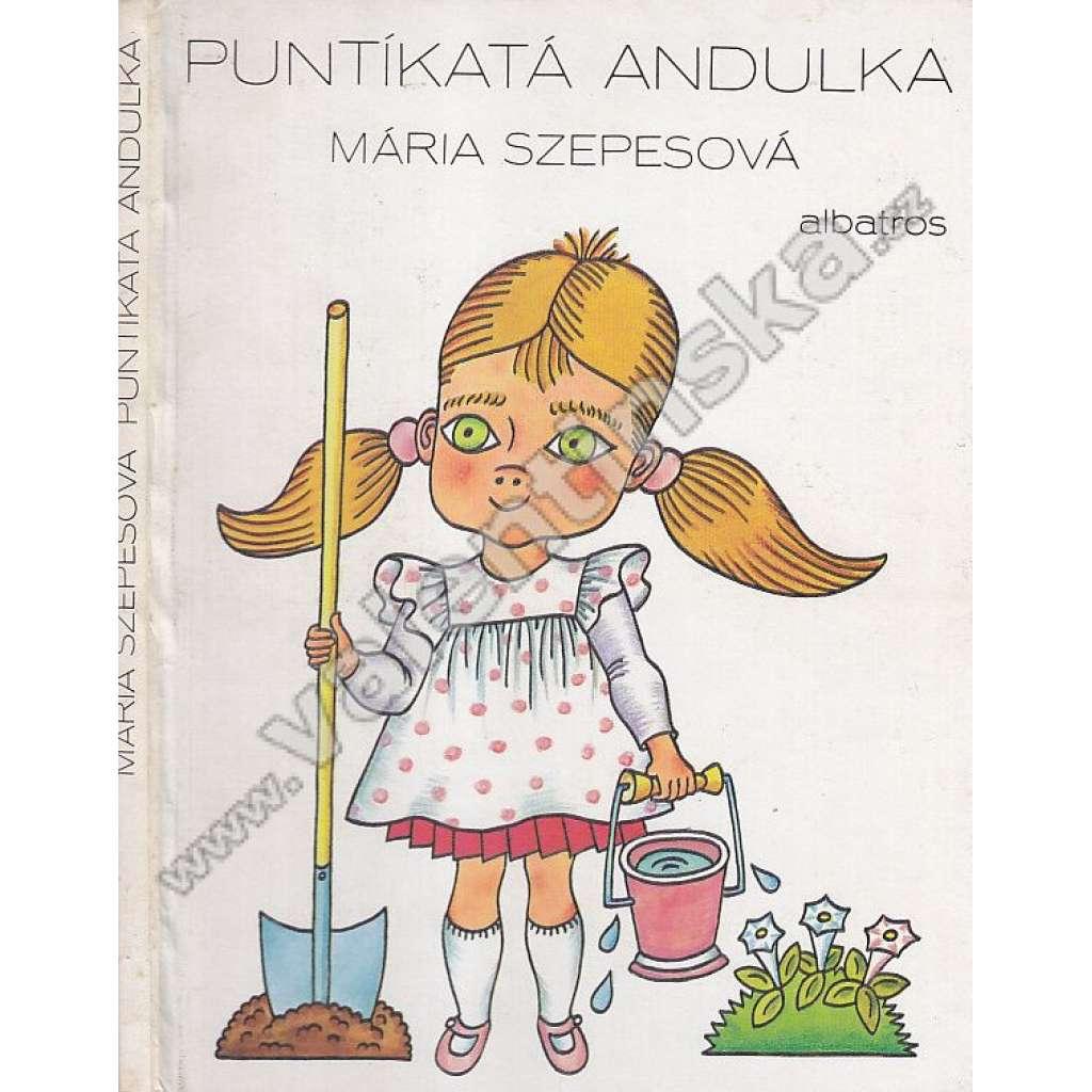 Puntíkatá Andulka