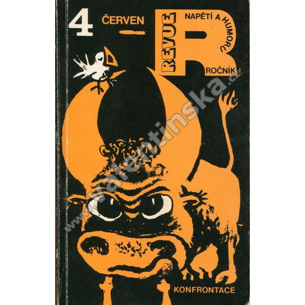 Revue napětí a humoru, r. I. (1979), č. 4 (exil)
