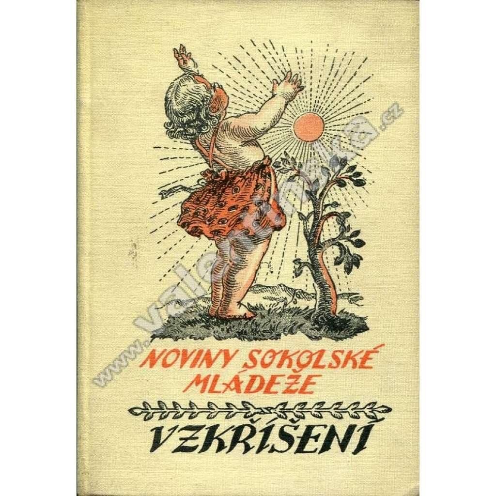 Vzkříšení: Noviny sokolské mládeže, r. XIX. (1933)
