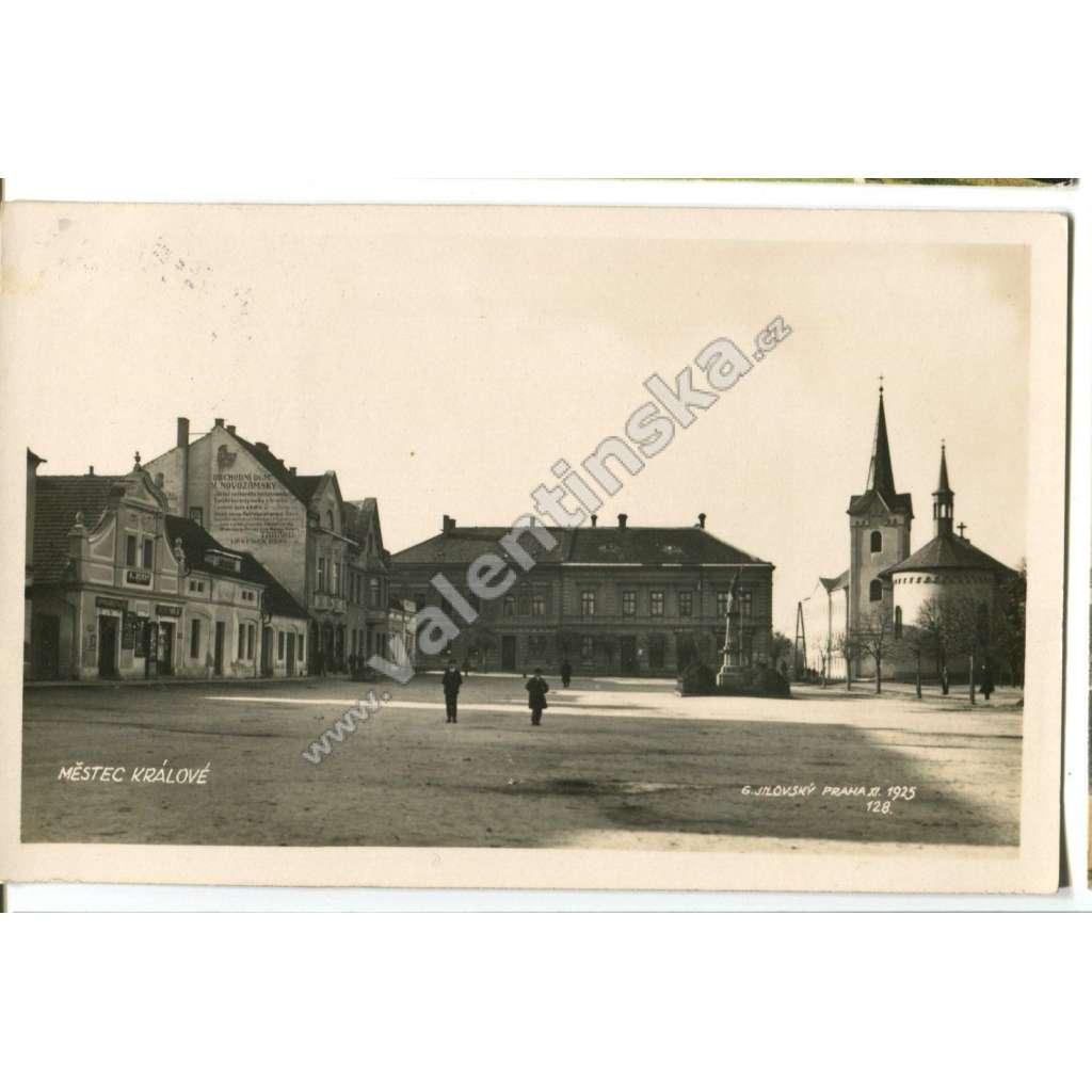 Městec Králové, Nymburk