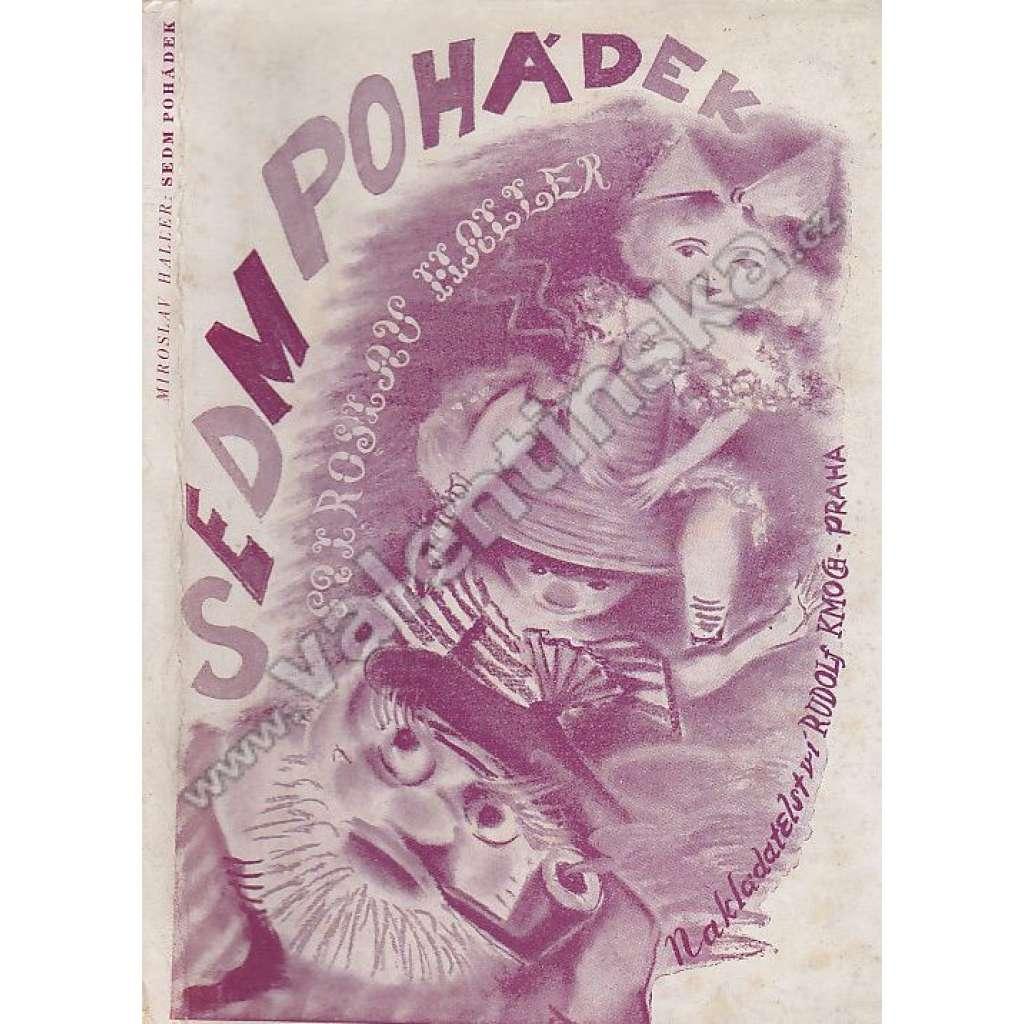 Sedm pohádek (1944; pohádky)