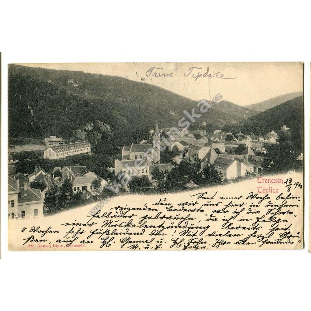 Trenčianske Teplice,, Trenčín