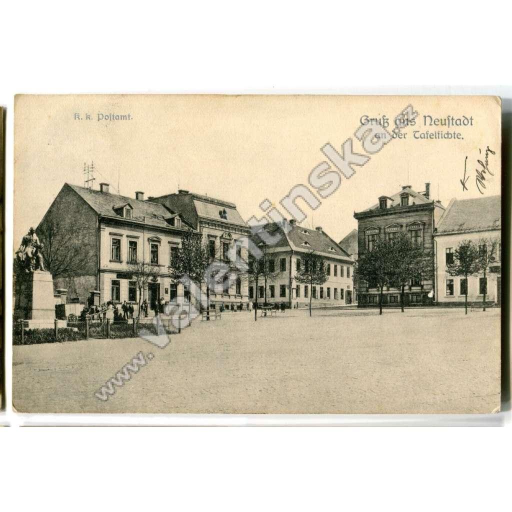 Nové Město pod Smrkem,, Frýdlant, Liberec