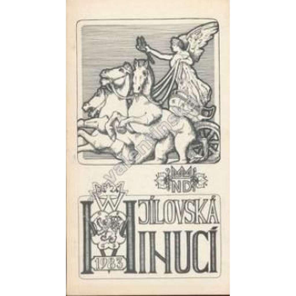 Jílovská minucí 1983