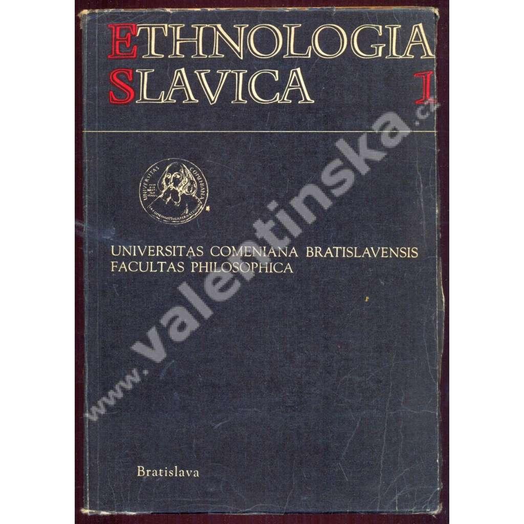 Ethnologia Slavica 1