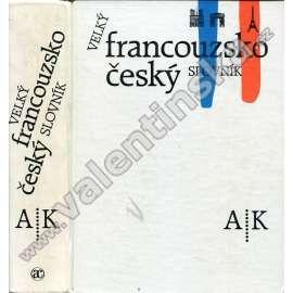 Velký francouzsko-český slovník, 2 svazky