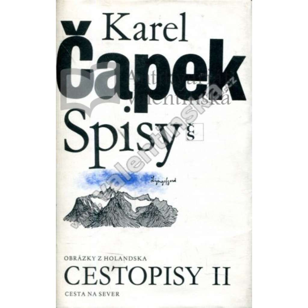 Spisy. Cestopisy II.