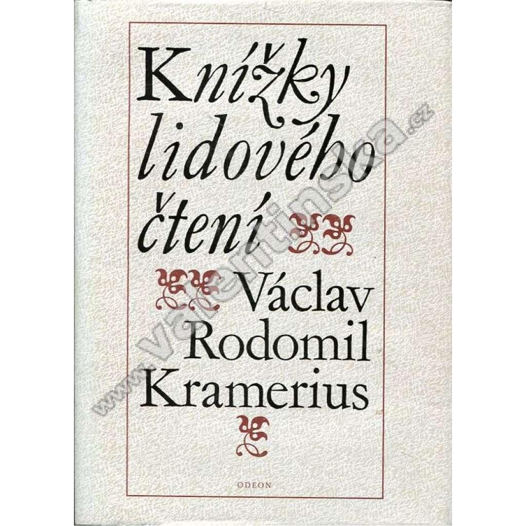 Knížky lidového čtení (edice Lidové umění slovesné)