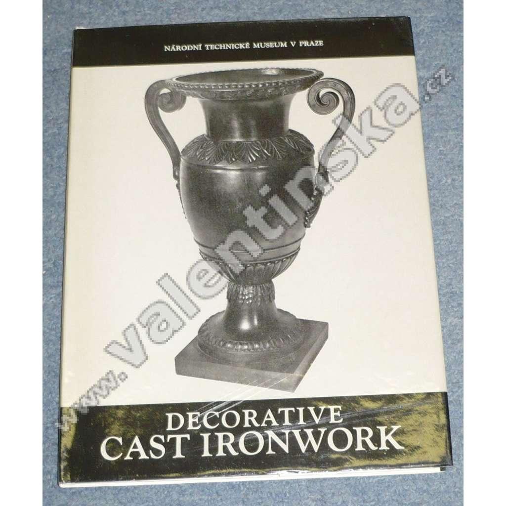 Decorative Cast Ironwork