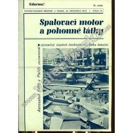 ČASOPIS SPALOVACÍ MOTOR A POHONNÉ LÁTKY III/24