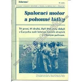 ČASOPIS SPALOVACÍ MOTOR A POHONNÉ LÁTKY IV/16