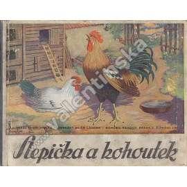 Slepička a kohoutek - Zajíček a ptáček