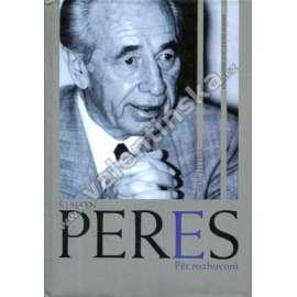 Šimon Peres * Pět rozhovorů