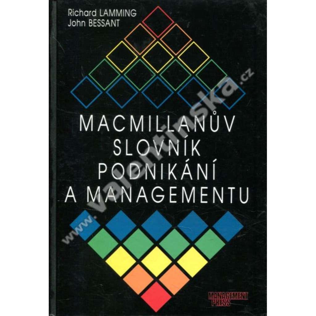 Macmillanův slovník podnikání a managementu