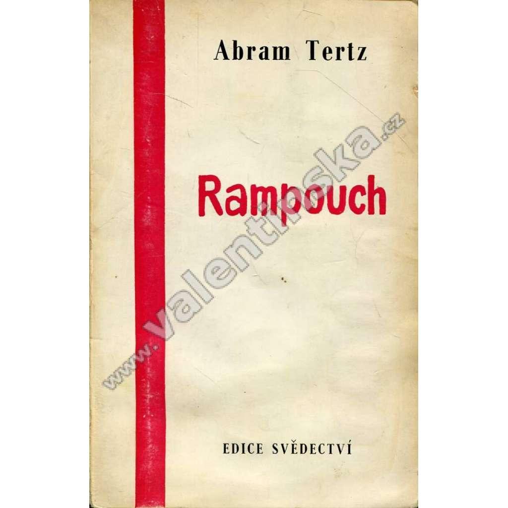 Rampouch (edice Svědectví - exilové vydání!)