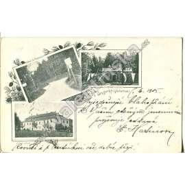 Dražovka + vodovod Griselda,, Hořovice, Beroun