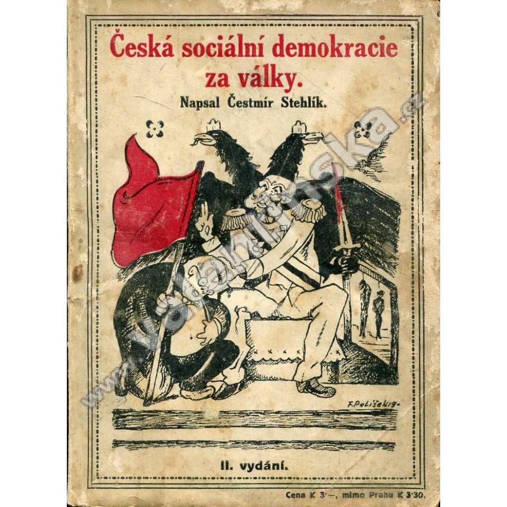Česká sociální demokracie za války