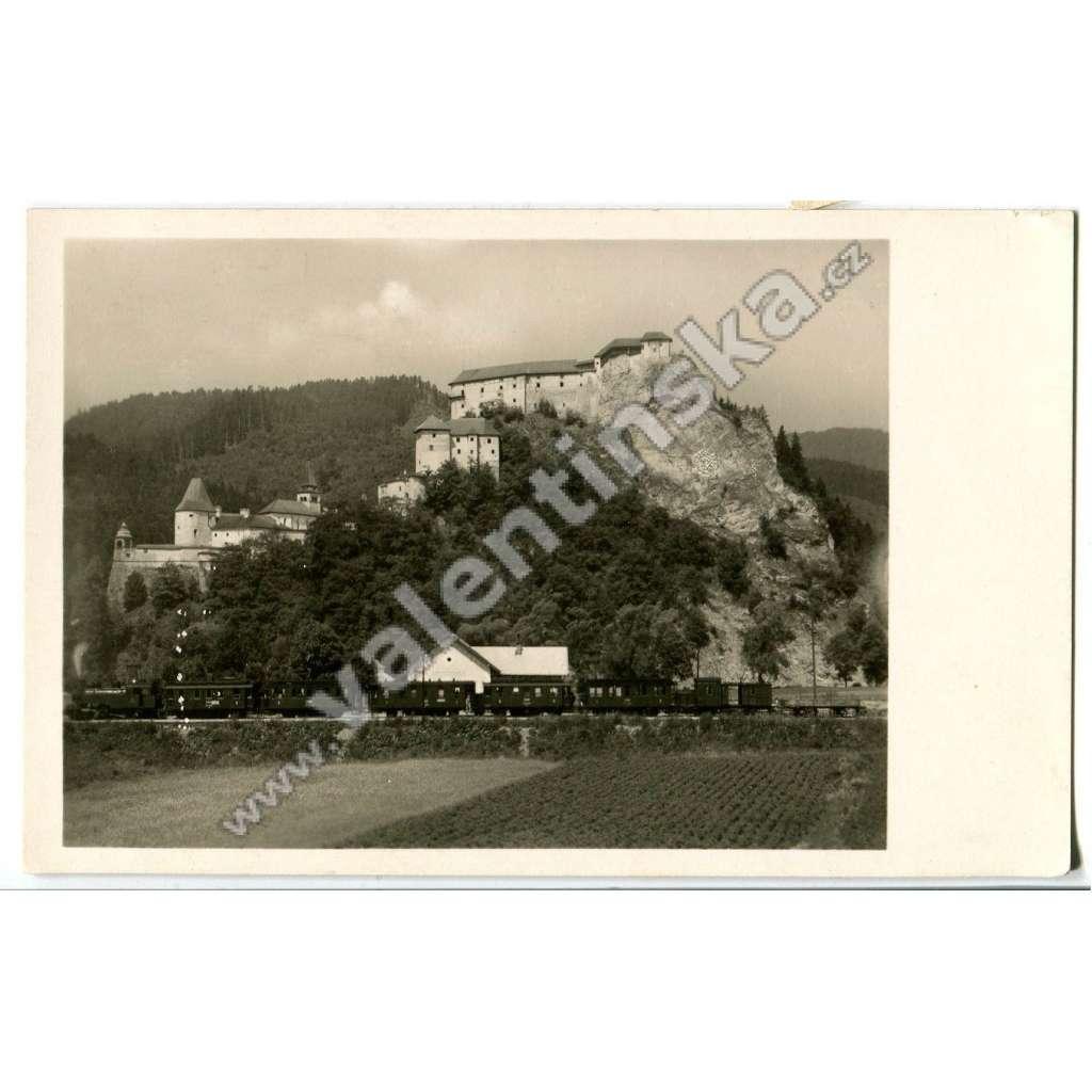 Oravský hrad, Oravský Podzámok,, Dolný Kubín