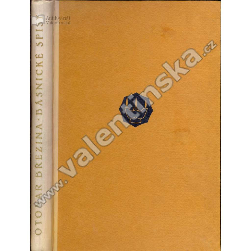 Básnické spisy (polopergamen)
