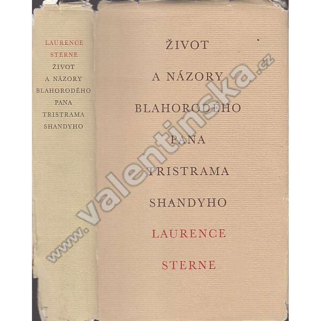 Život a názory blahorodého pana Tristrama Shandyho